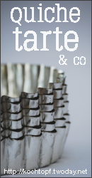 Blog-Event XXXIX - Quiche, Tarte & Co.