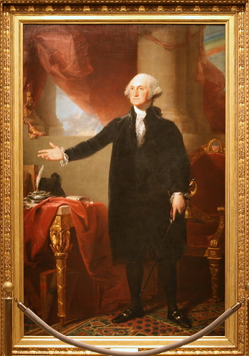 George Washington (Lansdowne portrait), First ...