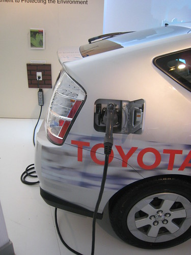 Is the 2010 PHEV prius going to be a hit with the fleet market?