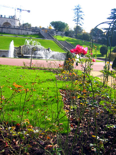 Parc Jouvet in Valence.