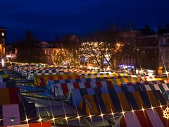Norwich Market at Night (3)