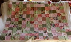 Next quilt to be quilted