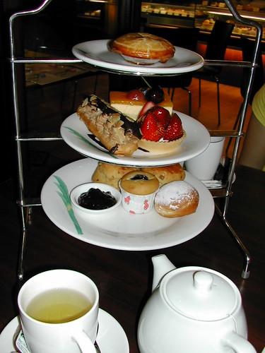 High Tea @ The Lobby Cafe (2)