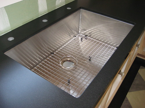 Oliveri Stainless steel sink