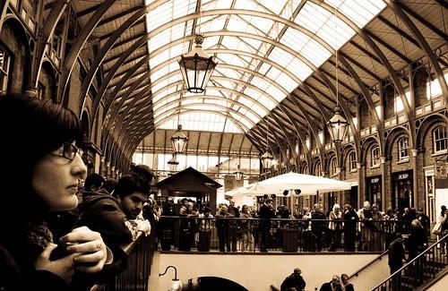 Tere en Covent Garden