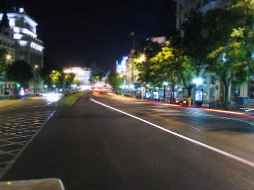 Madrid noche (I)
