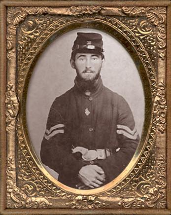 Lyman H. Needham, Co. K., 42nd Illinois