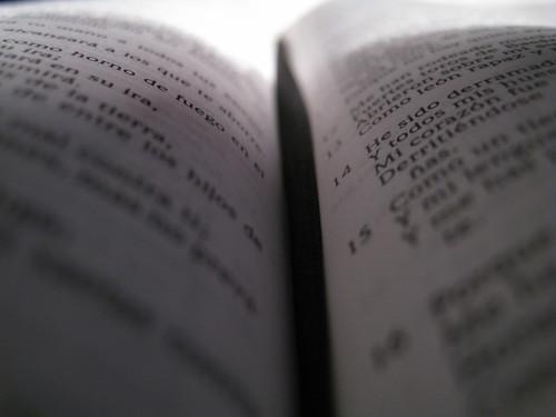 Biblia por Eduardo Roldan Reyes.