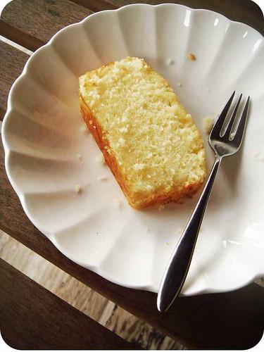 White Butter Cake III