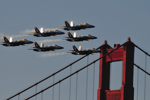 San Francisco Fleet Week 2008 - Blue Angels