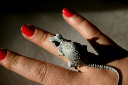 Rat Ring - Camden Market