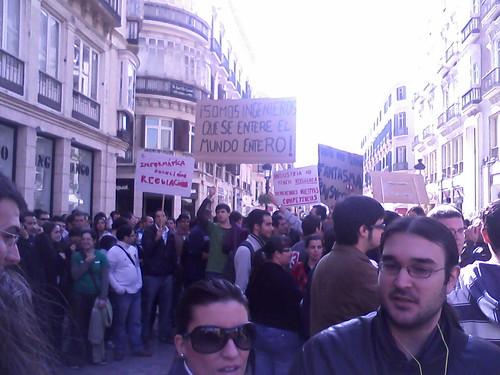 Cabeza de la Manifestación