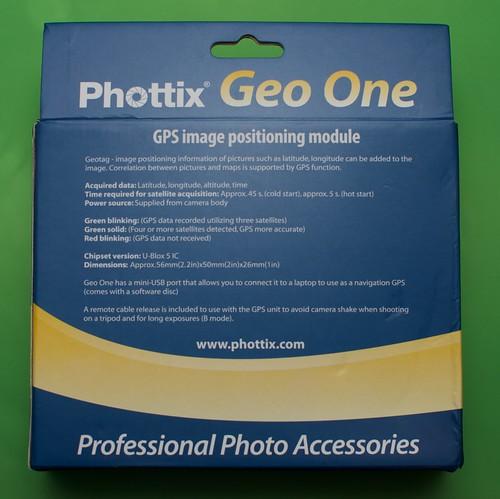 Phottix Geo One GPS module