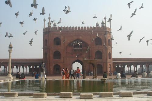 Old Delhi_迦瑪清真寺(Jama Masjid)1-24