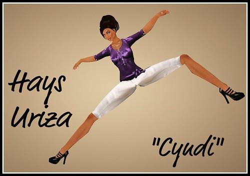 """Shoe Expo - Hays Uriza """"Cyndi"""""""