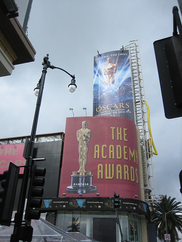 The Oscar Academy Awards