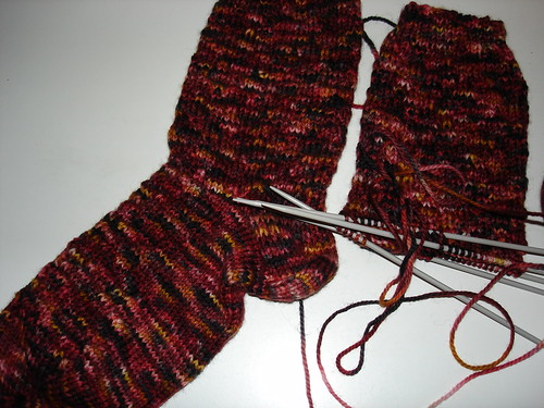Lisa Souza Socks.