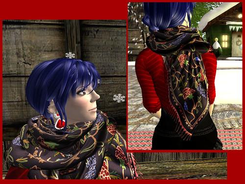 Zaara scarf