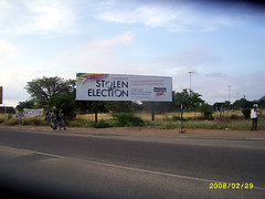 Stolen Election in 2008?