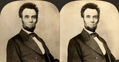 ABRAHAM LINCOLN in 3-D