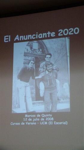 """""""LA PUBLICIDAD HA HECHO MUCHO DAÑO A LA COMUNICACIÓN"""" M. DE QUINTO"""