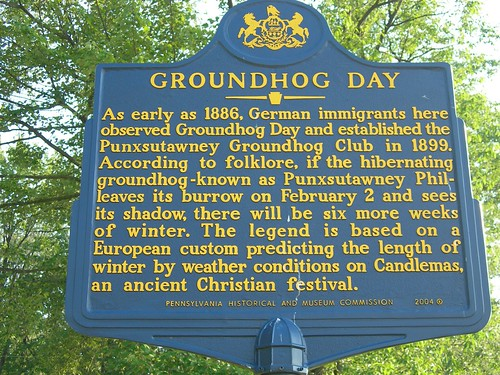 Groundhog Day (1/6)