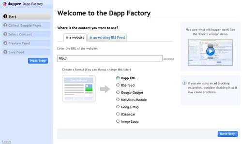 Uma visão geral da Dapper Factory