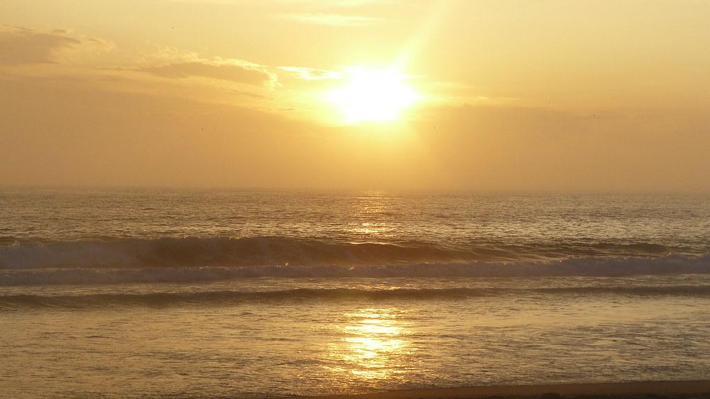 Plaża Costa de Caparica