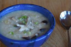 turkey congee 2