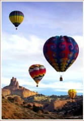 Red Rock Balloon Rally