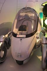 Toyota's Futuristic car toy