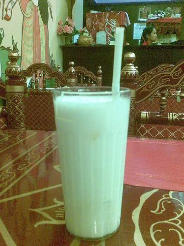 Plain Lassi at New Bombay