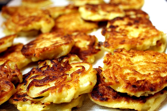 potato pancakes, even better – smitten kitchen