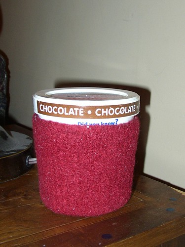 ice cream cozy
