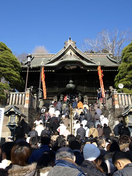 成田山新勝寺 初詣 2