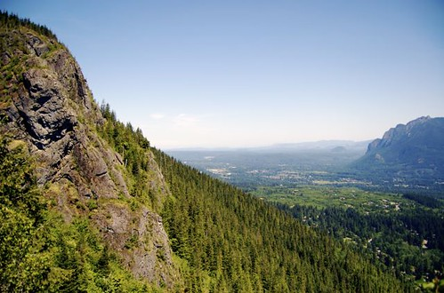 King County Parks' Rattlesnake Ridge