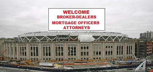 Accused Fund Traders and Mortgage Fraudsters Jailed in New Yankee Stadium