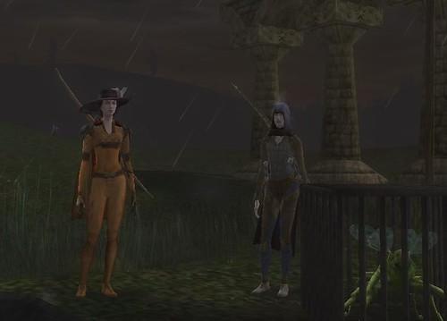 Alliy and Valaraen