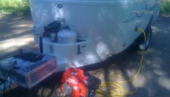 Big RV: Little Generator – Downsizing to a 2500W Propane Generator