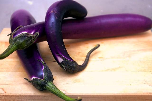 goofy eggplants