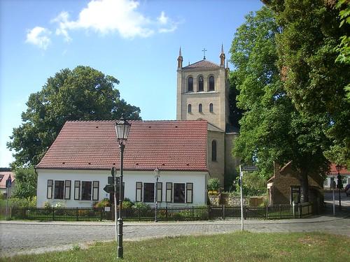 Berlin-Stölpchensee, Kirche und Gemeindehaus 1
