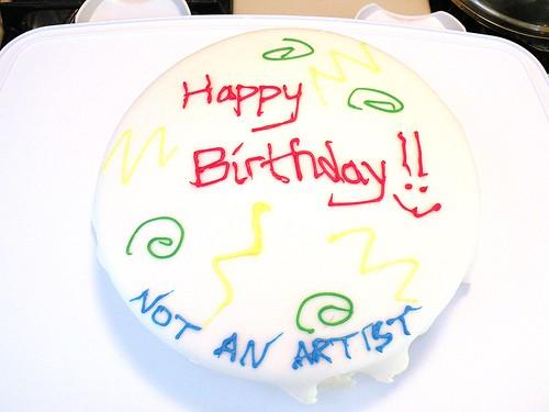 Fr. JJ's Birthday Cake -- DSCN3826