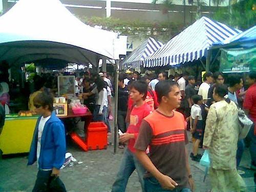 KK Asia City Ramadhan Bazaar 1
