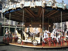 The Carousel, Piazza Navona, Christmas 2008 by nyc/caribbean ragazza
