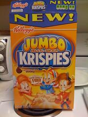 Jumbo Krispies