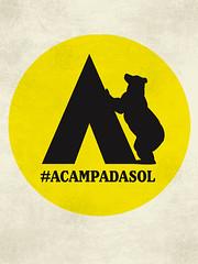 #acampadasol