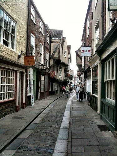 Streets of York