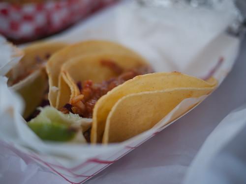ssahmbbq kimchi tacos
