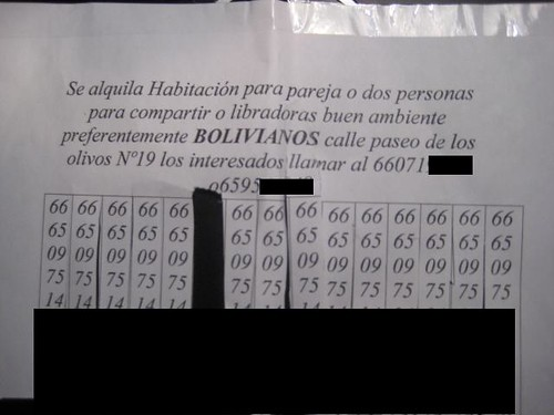Preferentemente bolivianos