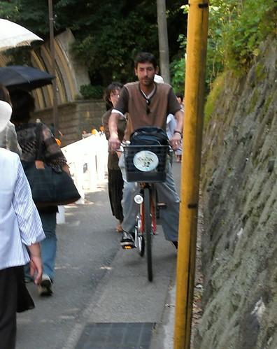 20 - Kamakura - Biking to the next shrine - 20080616